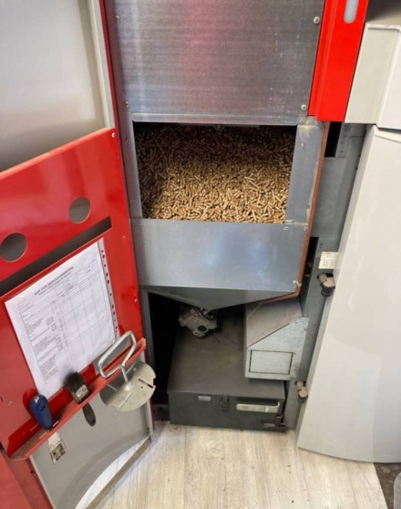 chaudière granules - Photo 2