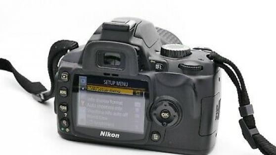 Nikon D60 avec poignée - Photo 2