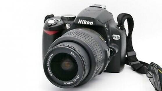 Nikon D60 avec poignée - Photo 3