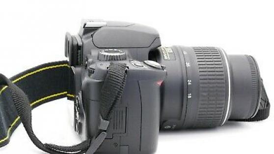 Nikon D60 avec poignée - Photo 4