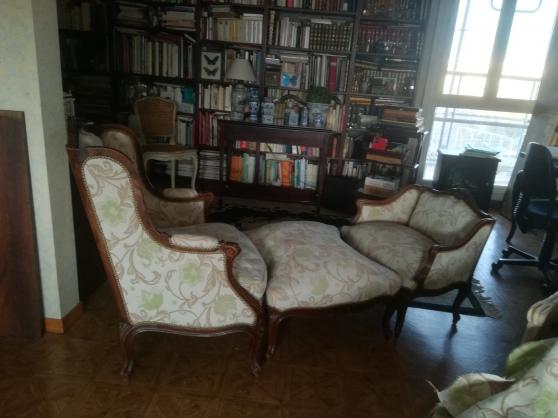 Annonce occasion, vente ou achat 'chaise longue Louis XV époque 19ème'