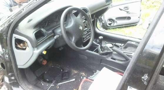 Int rieur peugeot 406 st 9cv auto accessoires for Accessoire auto interieur