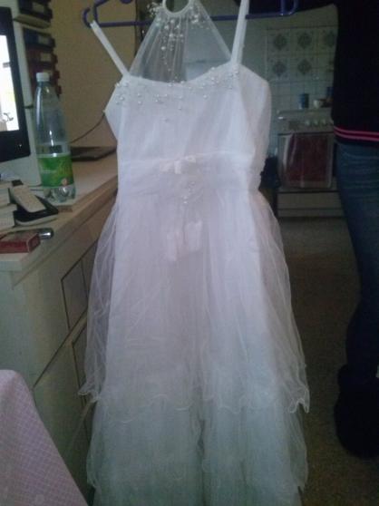 Robe de mariée pour enfant