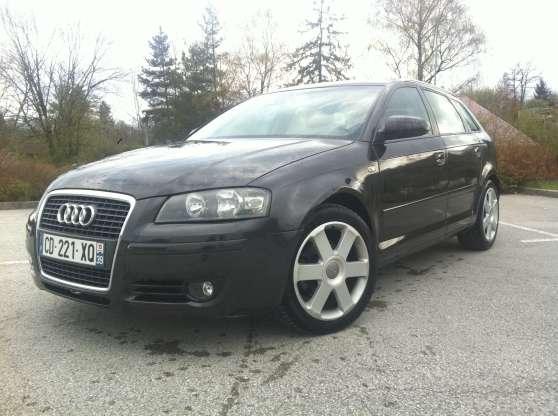 Audi A3 sportback TDI 140 ch