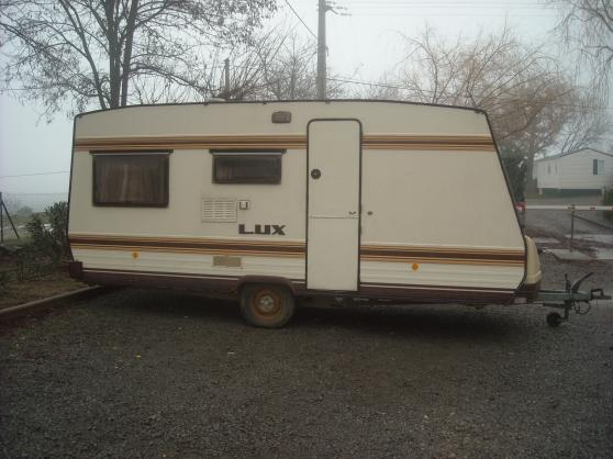 caravane burstner 4 75 m 1984 caravanes camping car caravanes burstner auriolles reference. Black Bedroom Furniture Sets. Home Design Ideas