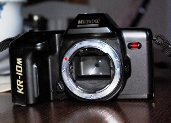 appareil photo ricoh