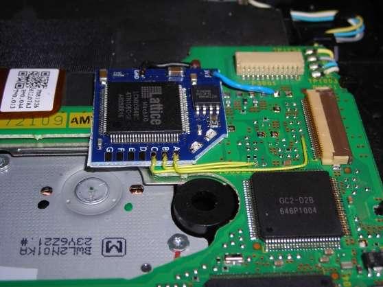 Modifications Consoles