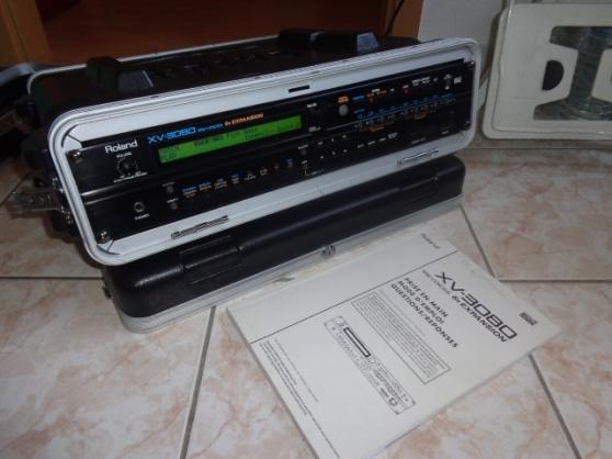 Roland XV 3080 Expandeur + 2 HE rack
