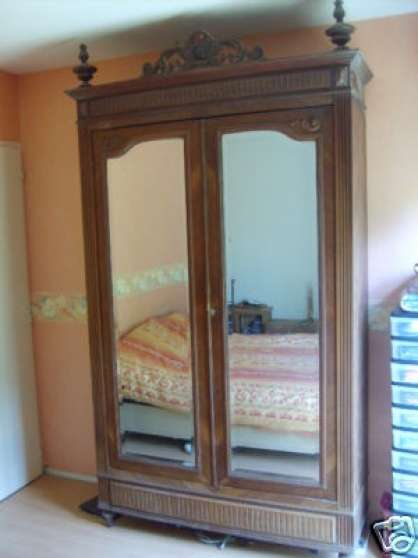 armoire style henri ii meubles - dÉcoration armoires - murales