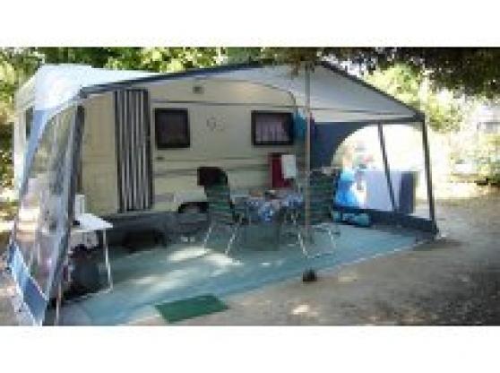 Camping Car Caravane GRUAU