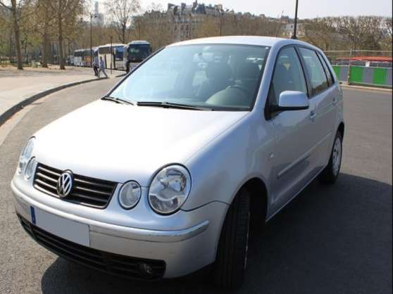 Volkswagen Polo 1.2 65CH CONFORT 5P