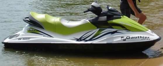 Dea Doo GTI 155 SE 2008