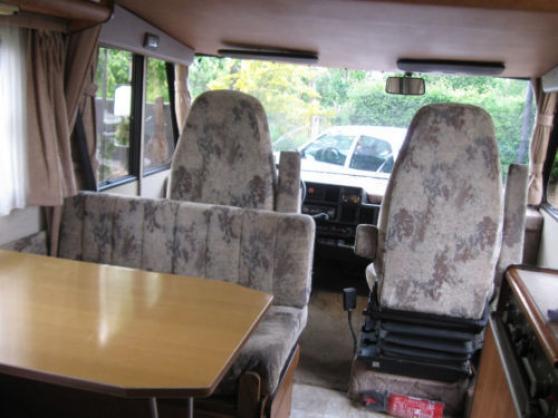 camping car hymer integral moteur c25 tu caravanes camping car camping car hymer andevanne. Black Bedroom Furniture Sets. Home Design Ideas