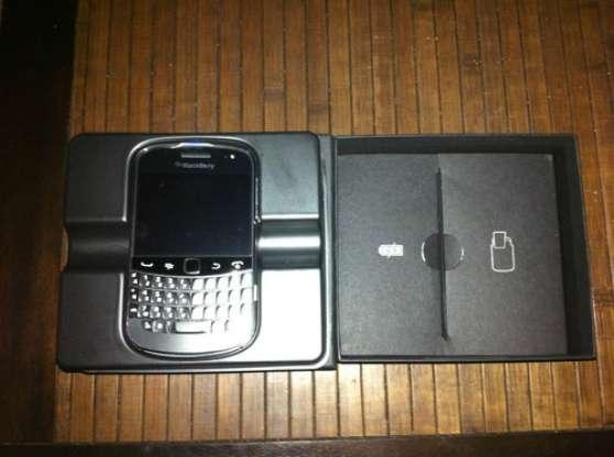 Annonce occasion, vente ou achat 'Belle BlackBerry Bold 9900'