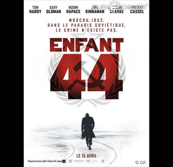 """Petite Annonce : Place de cinéma """"enfant 44"""" - Place de cinéma pour aller voir Enfant 44  Place valable dans"""
