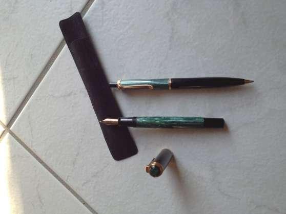 Annonce occasion, vente ou achat 'Parure de stylos pelikan'