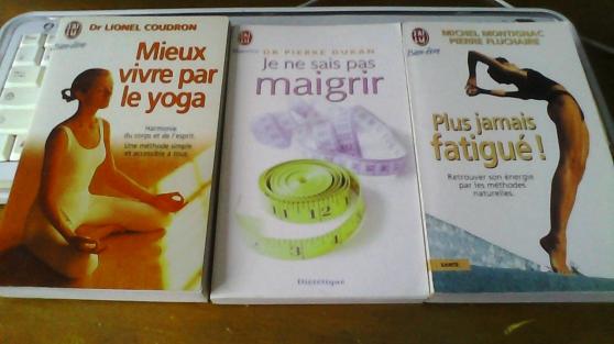 Livre Mincir Régime Yoga Maigrir Dukan M