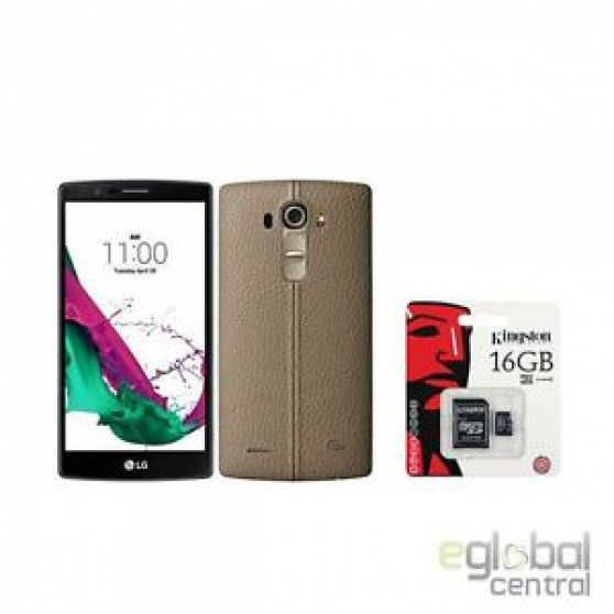 LG G4 H818P 4G Dual SIM Téléphone (32 Go