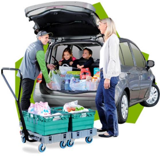 besoin d'une voiture pour vos courses ? - Annonce gratuite marche.fr