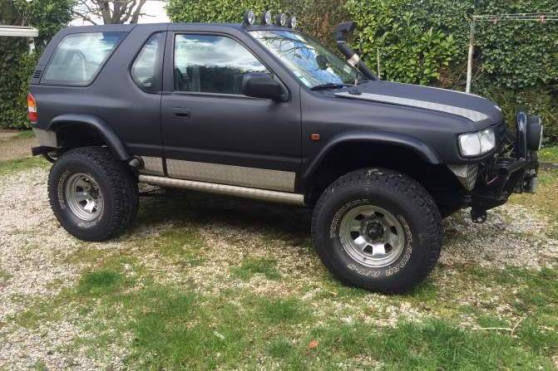 Opel Frontera 2.2l 115 ch