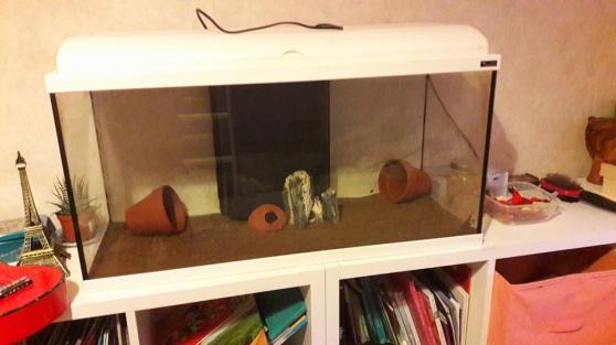 aquarium 96L 80 x 30 x 45 cm