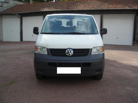 Volkswagen Transporter combi long 2.5 td