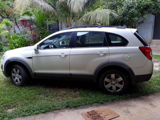 Chevrolet SUV Captiva 5/7 places Diesel