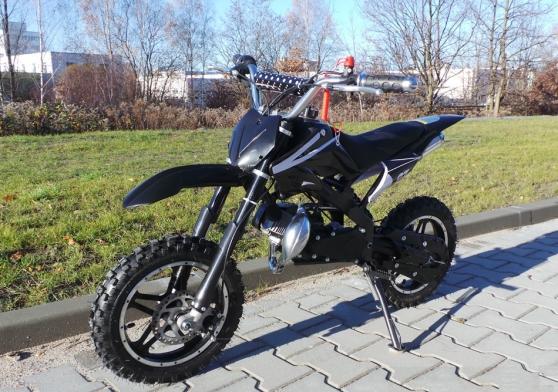 Annonce occasion, vente ou achat 'Mini moto 49cc NEUVE + GTE'