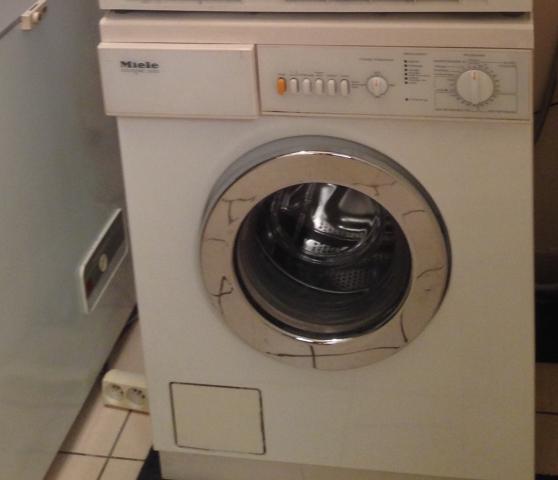 Lave-linge MIELE W820