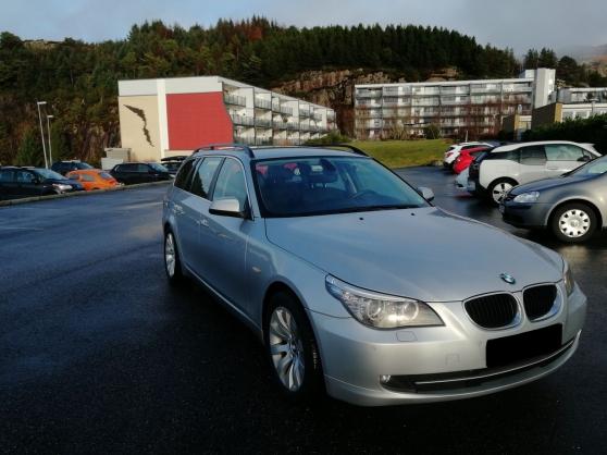 BMW Série 5 520 D 2.0-177 D