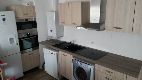 appartement F2 + terrain - Photo 2