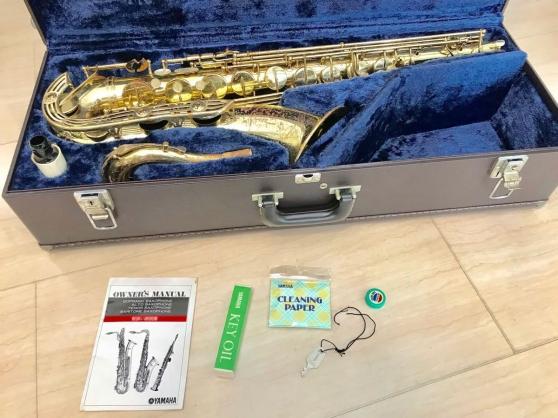 YAMAHA YTS-62 Saxophone Ténor Saxophone