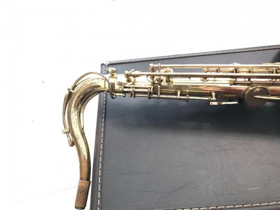 YAMAHA YTS-62 Saxophone Ténor Saxophone - Photo 2