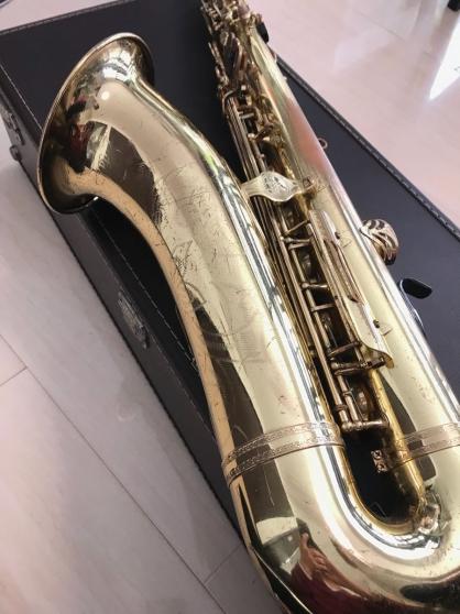 YAMAHA YTS-62 Saxophone Ténor Saxophone - Photo 3