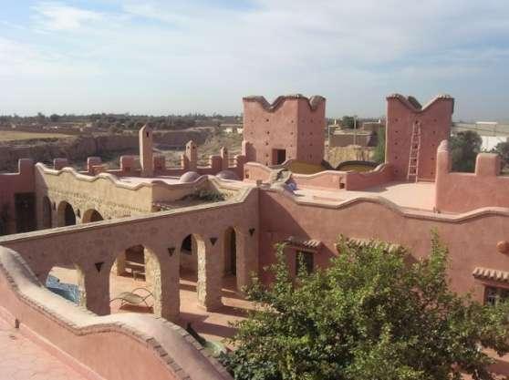 Riad Taroudant Maroc