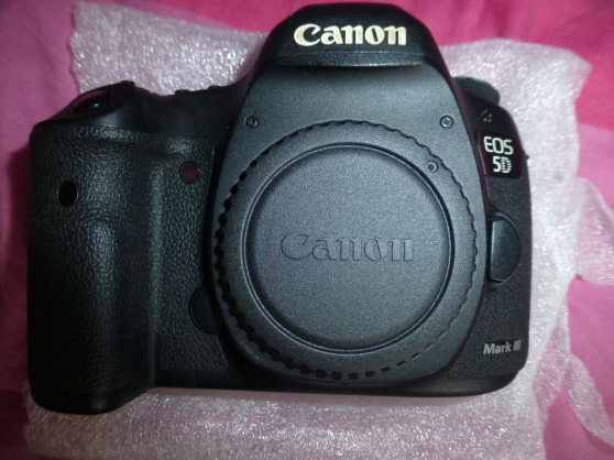 Annonce occasion, vente ou achat 'CANON 5D MARK III NEUF'