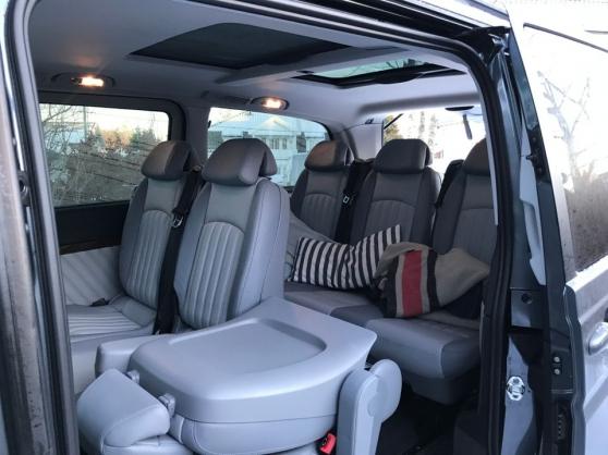 Très jolie Mercedes-Benz Viano confortab