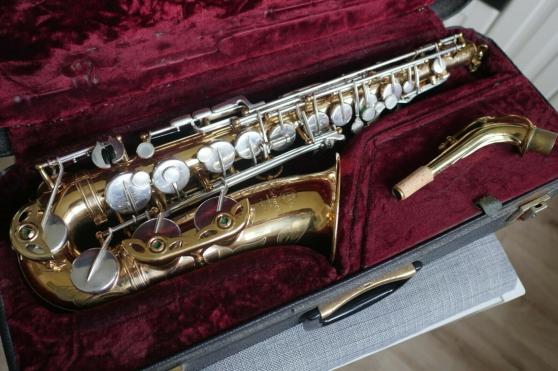 Annonce occasion, vente ou achat 'Super alto saxophone SELMER MARK 6 MARK'