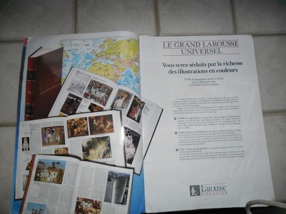 ENCYCLOPEDIE LAROUSE - Photo 2
