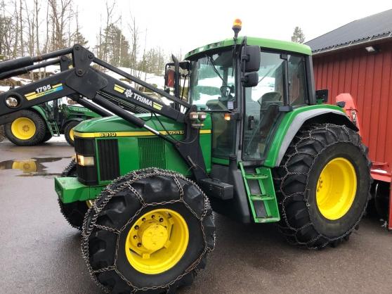 Annonce occasion, vente ou achat 'offre de tracteur John Deere'