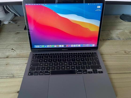 Apple MacBook Air M1, 16 Go RAM, 512 Go