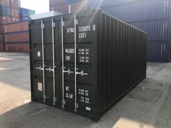 Containers maritime et frigorifique