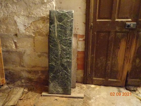 plaque de marbre