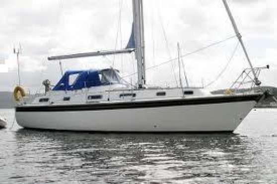 Annonce occasion, vente ou achat 'voilier westerly seahawk 34'