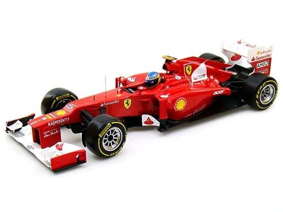 F1 1/18 Ferrari F2012 F.Alonso 2012