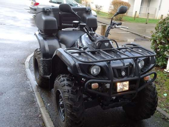 Quad Yamaha Grizzly 350 4x4