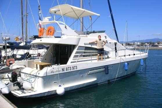 bateau 15m