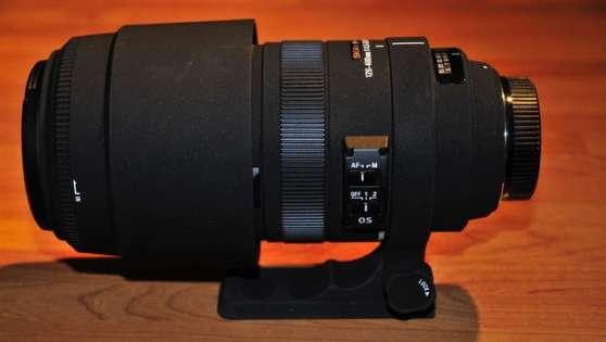 Sigma 120-400mm DG OS HSM, monture Canon