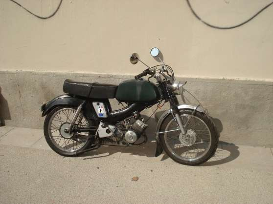 motob cane 99z moto scooter v lo anciennes montpellier reference mot anc mot petite. Black Bedroom Furniture Sets. Home Design Ideas