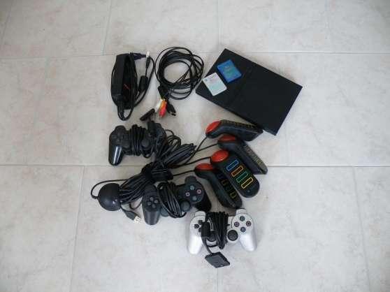 PS2 Slim + 81Jeux